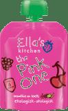 5x ELLA´S Kitchen Pink One (Czereśnia) 90 g – Mus owocowy