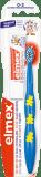 ELMEX Dětský zubní kartáček cvičný + vzorek zubní pasty 12ml (0-3 roky)