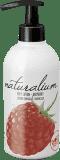 NATURALIUM Tělové mléko Malina 370 ml