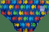 BAMBINO MIO Nohavičkové plienky kúpacie Blue Whale vel.S (5-7 kg)