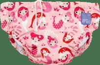 BAMBINO MIO Nohavičkové plienky kúpacie Mermaid vel.XL (12-15 kg)