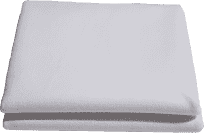 MOTHERHOOD Bawełniany ochraniacz materaca 90x65cm