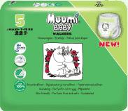 MUUMI Walkers Maxi+ 22 ks (7-15 kg) – jednorázové pleny