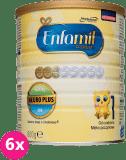 6x ENFAMIL Premium 1 (800g) Mleko początkowe od 0. do 6. miesiąca