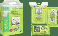 MUUMI Zestaw startowy Baby Maxi 46 szt. (7-14 kg)