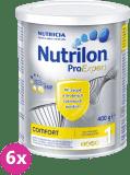 6x NUTRILON 1 ProExpert Comfort 400g