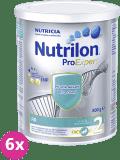 6 x NUTRILON 2 AR speciální pokračovací mléko 800 g, 6+
