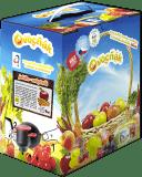 OVOCŇÁK Mušt jablko-rakytník 3 L - ovocná šťava