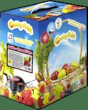 OVOCŇÁK Mušt jablko-červená repa 3 L - ovocná šťava