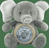 MIKRO TRADING Starlight pets pluszowe zwierzątko/lampka – słoń