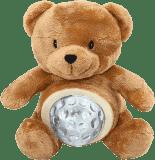 MIKRO TRADING Starlight pets zvířátko plyšové-medvěd/lampička