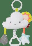 SKIP HOP Hračka na C krúžku Silver Lining Cloud Mráčik 0 m+
