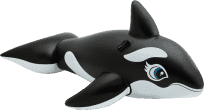 INTEX Veľryba nafukovacia s úchytmi, 193x119 cm