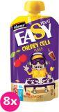 8x HAMÁNEK Easyfruit Cherry cola pyré (110 g) – ovocná kapsička