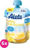 6x ALETE Dezert s vanilkovou příchutí 85 g