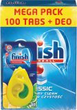 FINISH Classic Regular 100 szt. + DEO Lemon – tabletki do zmywarki
