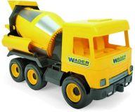 WADER Auto middle Truck domiešavač, 40 cm žltý