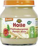 6x HOLLE BIO Pastinákové pyré (125 g) - zeleninový příkrm
