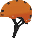 FIRST BIKE Helma ABUS SCRAPER KID - signal orange, S