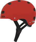 FIRST BIKE Helma ABUS SCRAPER KID - red matt, S