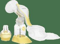 MEDELA Harmony Premium manuální odsávačka mateřského mléka 2-fázová