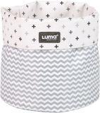 LUMA Odkládací košík, Mixed White