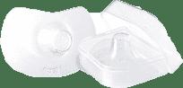 LOVI Chránič prsní bradavky 2 ks L - velký