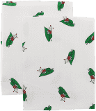 Libštátské pleny Dětská bavlněná plena/osuška, 90x100 cm, potisk, 2 ks, Beruška