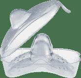 MAM Prsné klobúčiky, veľkosť 1 (malá), 2 ks