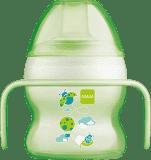 MAM Hrnek STARTER CUP 150ml, 4+ měsíce, zelený