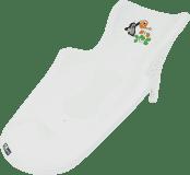 G-MINI Leżaczek do wanny Krecik i truskawki – biały