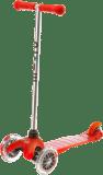 MICRO Mini Hulajnoga – czerwona