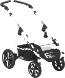 PATRON Delta 4C Compact Podvozek s košíkem – Snow White
