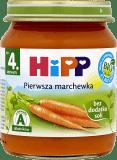 HIPP Pierwsza Marchewka BIO (125g)