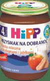 HIPP Kaszka mleczna z biszkoptami i jabłkami BIO (190g)