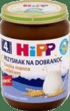 HIPP Kaszka manna z mlekiem BIO (190g)