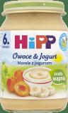 HIPP Morele z jogurtem BIO (160g)
