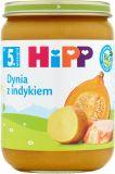 HIPP BIO Dynia z indykiem (5m+) 190 g