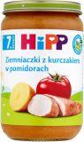 HIPP BIO Ziemniaczki z kurczakiem w pomidorach (7m+) 220 g
