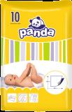 BELLA PANDA - dětské přebalovací podložky 10ks