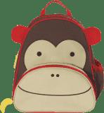 SKIP HOP Zoo Batôžtek do škôlky Opička 3+