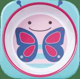 SKIP HOP Zoo Miska - Motýlek