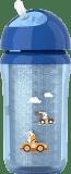 AVENT Hrneček s brčkem termo IZO 260 ml modrý