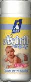 AVIRIL dětský pudr s azulenem 100g - proti opruzeninám
