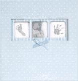 FOTO Album dziecięcy BABY DOT 10x15 / 200 zdjęć, niebieski