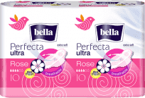 BELLA Perfecta rose duo 20 ks (10+10)