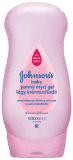 JOHNSON'S BABY Jemný umývací gél (400 ml)