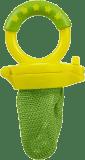MUNCHKIN Zeleno-žltá krmiaca sieťka na ovocie