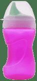 MAM Learn to Drink Cup - hrnček na učenie 8+ mesiacov, 270ml ružový - náhodný motív