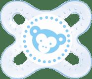 MAM START upokojujúci cumlík 0-2 mesiacov chlapec - náhodný motív
